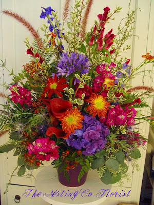 The Nesting Company: Flower Arrangements and Plants