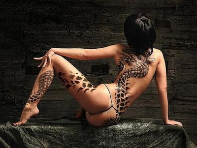 All Famous Tattoo: Pyramid Tattoos