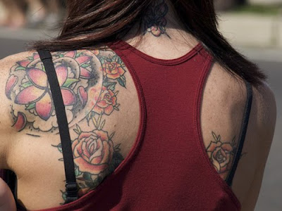 Best Cute Flower Tattoo Designs for Women