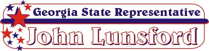 Georgia State Representative John Lunsford