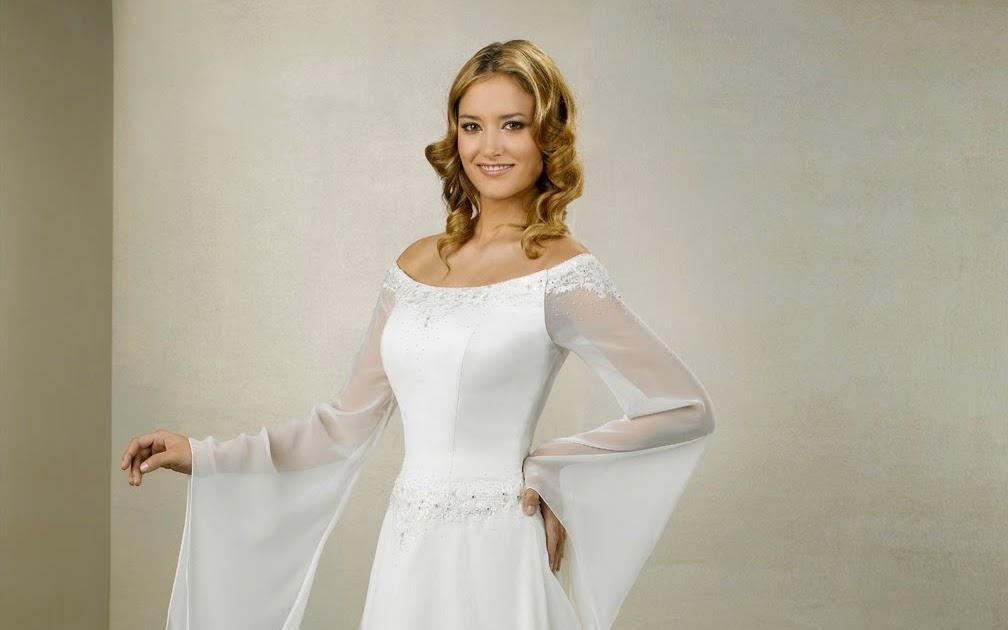 mis vestidos de novia: novia medieval. vestidos de novia fuera de lo