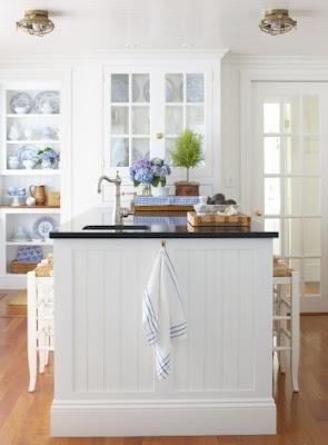 Benita loca blog for Parquet dans la cuisine