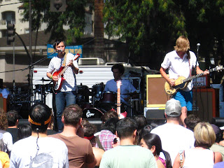 Little Ones live in Pasadena