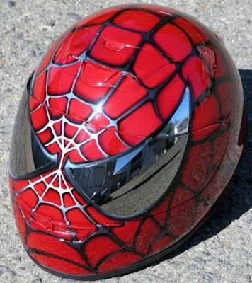 Spider-Man Kaskı