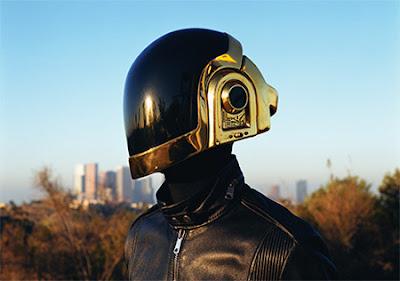 Duft Punk Robot Kask