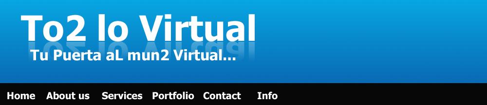 To2 Lo Virtual