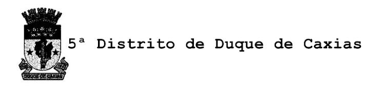 5ª Distrito de Duque de Caxias