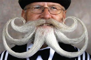 Funny Mustache Images