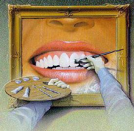 Τι αλλοιώνει το λευκό των δοντιών