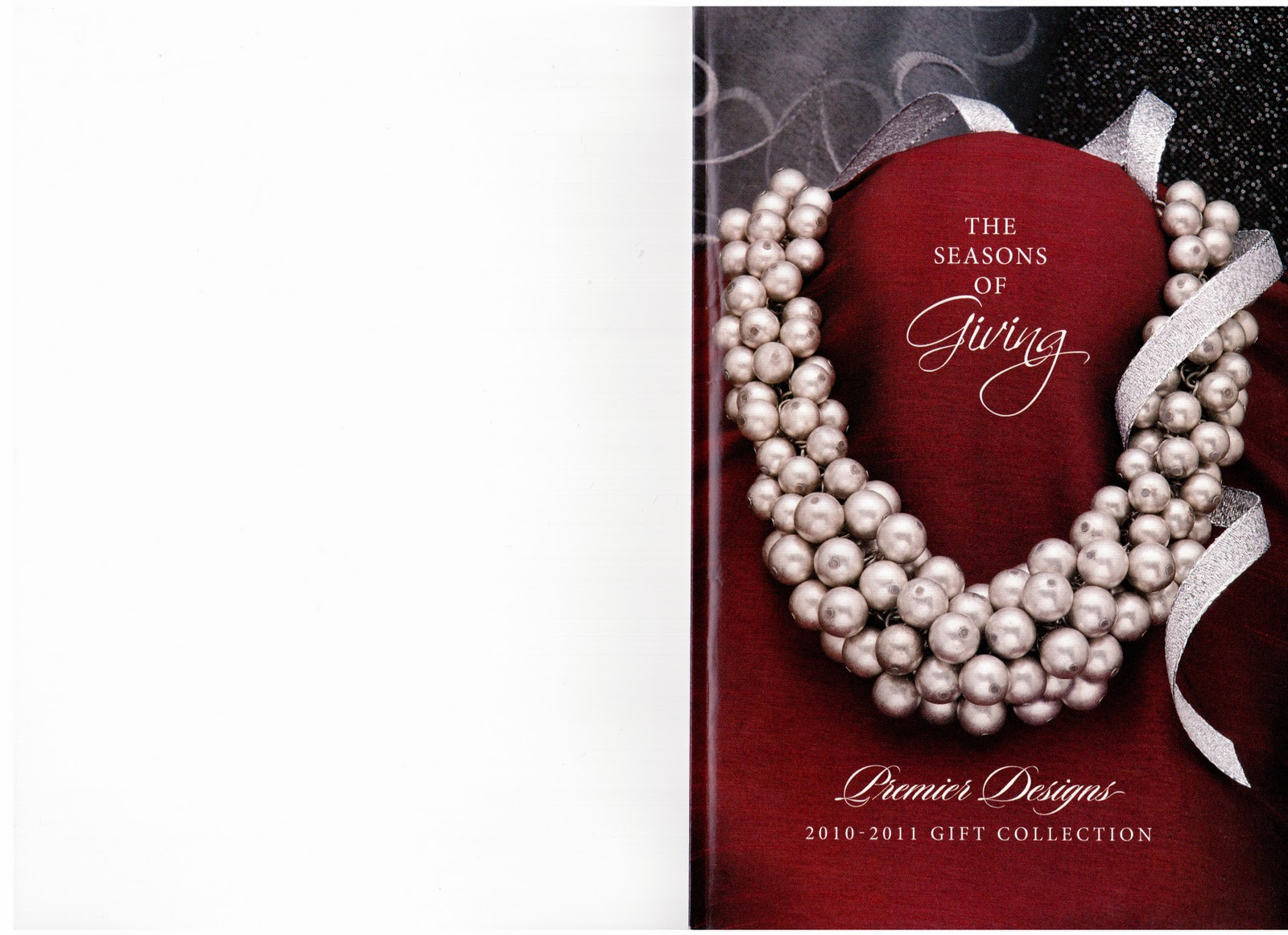 Cilinapo premier designs holiday catalog for Cookie lee jewelry catalog 2009