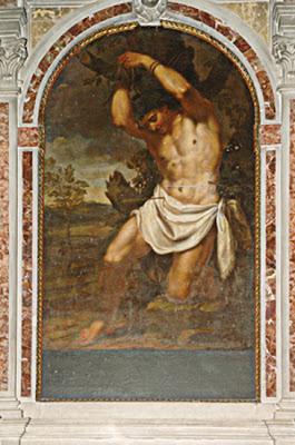 S.Sebastiano del Duomo di Isola d'Istria