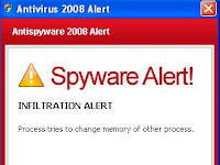 Hati-hati sama Scareware