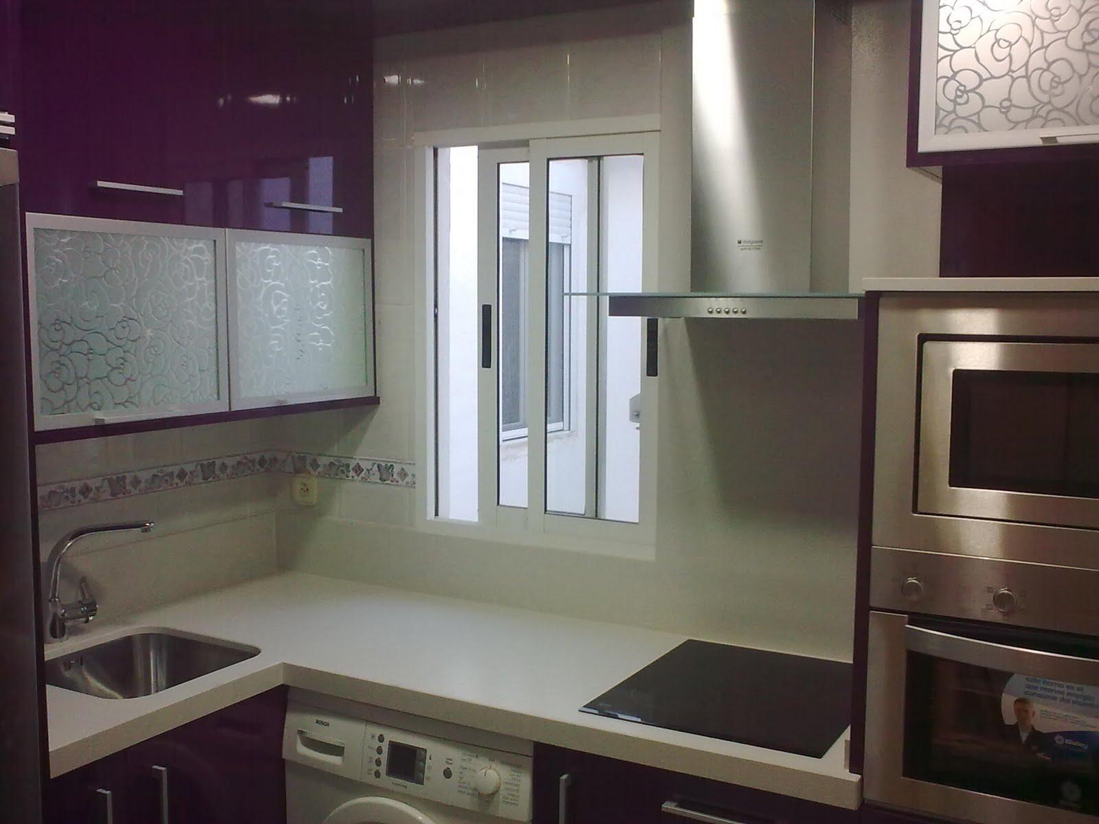 Cocinaszaragoza aprovechar espacios peque os - Aprovechar espacio cocina ...