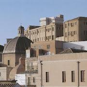 castello e cupola di sant'antonio
