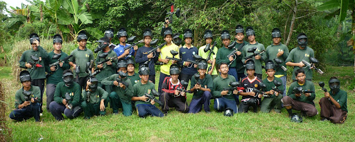 PAINTBALL - CAMPING SITE - TEAM BUILDING
