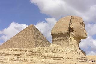 Great Pyramid of Giza, Egypt