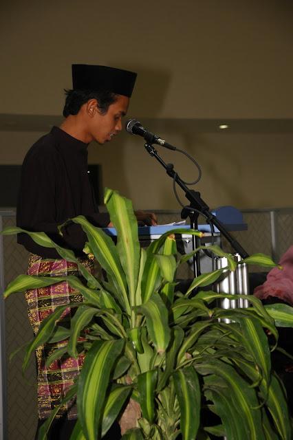 Yang Dipertua Jawatankuasa Perwakilan Kolej Rafflesia & Angsana sesi 2010