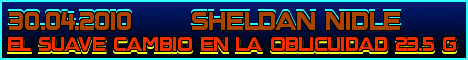 SHELDAN NIDLE