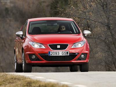 2010 Seat Ibiza Fr. 2010 Seat Ibiza FR TDI
