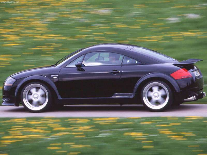 2002 Abt Audi Tt Limited. 2002 ABT Audi TT Sport Photo