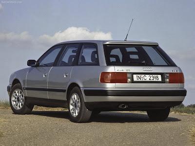 Audi 100 Avant Audi 100 C4