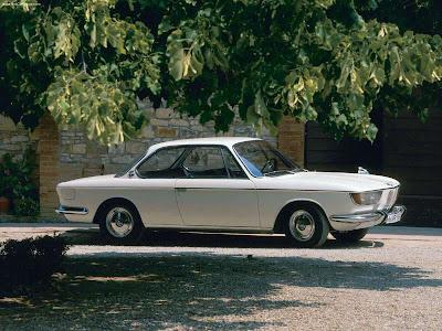 1965 Bmw 2000 Cs. 1965 BMW 2000 CS