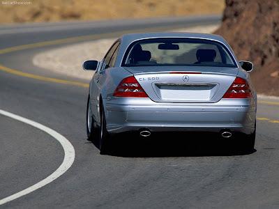 wallpaper mercedes. 2000 Mercedes-Benz CL500