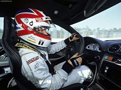 2000 Mercedes Benz Cl55 Amg F1 Safety Car. Mercedes-Benz CLK55 AMG F1