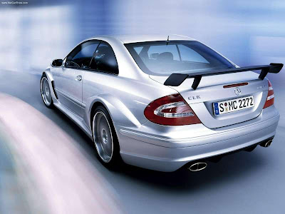 2004 Mercedes-Benz CLK DTM AMG image 7. Right-click download link below and