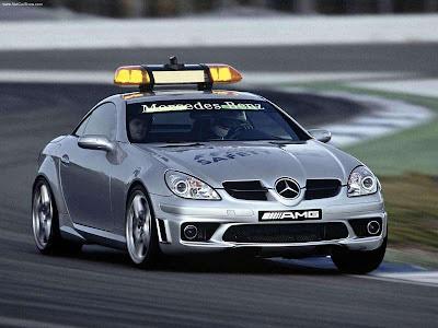 Mercedes - Benz SLK (2004)