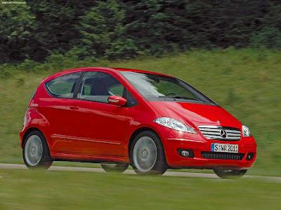 MERCEDES CARS: Mercedes-Benz A 200 Turbo