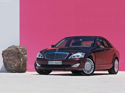 Mercedes Benz S550 Wallpaper. 2006 Carlsson Mercedes-Benz