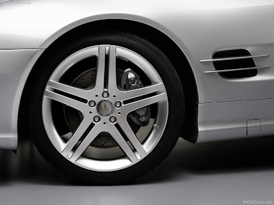 Sports package for the Mercedes-Benz SL-Class: Sporty looks and technical highlights