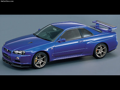 2000 Skyline  on Nissan Skyline Gt R V Spec Ii 2000 800x600 Wallpaper 03 Jpg
