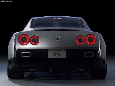 Nissan Gtr Wallpaper. 2001 Nissan GT-R Concept