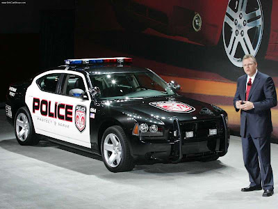 Dodge Charger Police Vehicle Dodge Charger The Dodge Charger, in its current