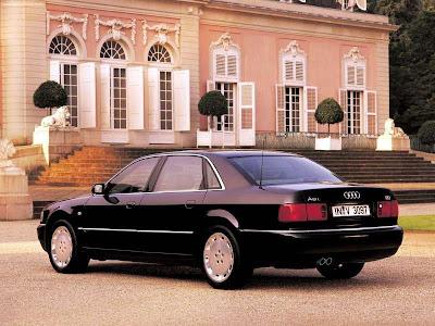 2000 Audi A8 L 6.0 quattro
