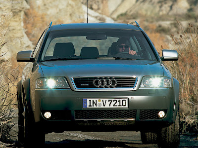 Audi All Road. 2006 ABT Audi Allroad Quattro