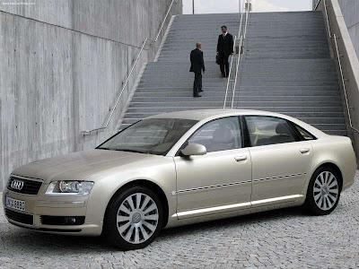 audi a8 wallpaper. Audi A8 2009 Wallpaper