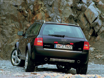 Audi All Road 2002. 2002 Audi allroad quattro 4.2