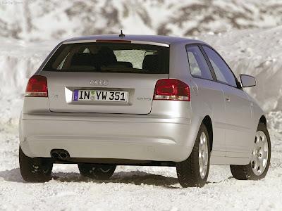 2003 Audi A3 3-door
