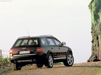 Abt Sportsline Audi Allroad