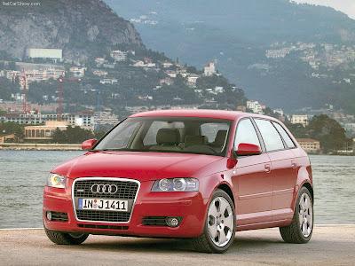 2004 Audi A3 Sportback quattro | Audi Cars