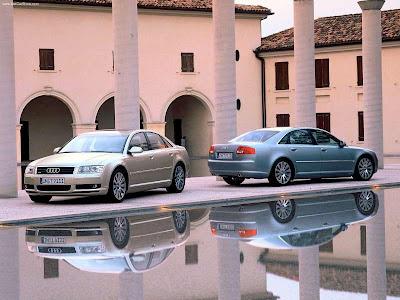 audi a8 wallpaper. 2004 Audi A8