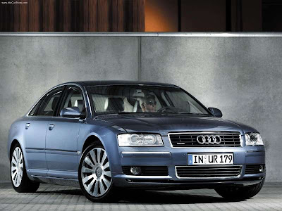 audi a8 wallpaper. 2004 Audi A8 3.0 TDI quattro