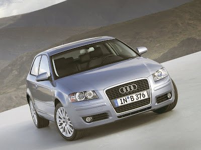 1998 Audi A3 3 Door. 2005 Audi A3 2.0 TDI 3-door