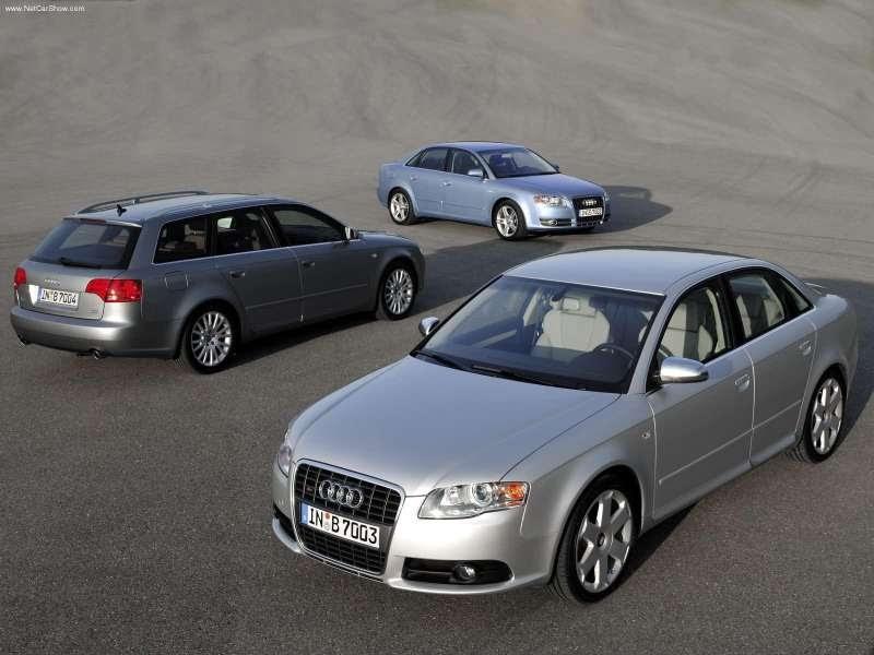 2005 Audi A4 32 Quattro Audi Cars