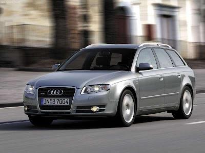 2009 audi a4 wallpaper. 2009 Audi A4 Avant