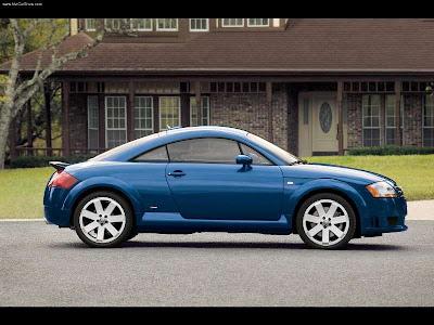 Audi Tt Coupe. 2005 Audi TT Coupe 3.2