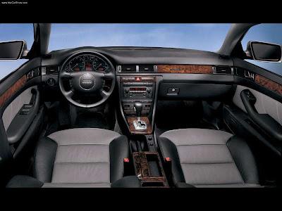 2005 Audi allroad quattro V8 4.2